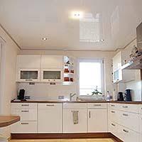 küchendecke renovieren plameco spanndecke bleibt dauerhaft