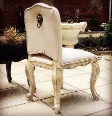 casa padrino luxus barock esszimmer stuhl castle creme mit messing löwengriff möbel restaurant hotel schloss mobiliar