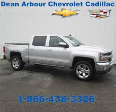 New 2018 Chevrolet Silverado 1500 From Your East Tawas MI Dealership ...