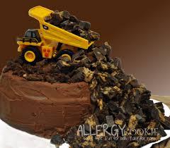 100 Garbage Truck Cakes 10 To My Photo Semi Birthday Cake Dump