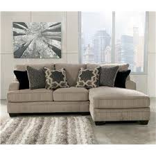 Kenton Fabric 2 Piece Sectional Sofa by Signature Design By Ashley Katisha Platinum 4 Piece Sectional