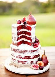Cakes Decorated With Fruit by 27 Fall Wedding Cakes That Will Make Your Mouth Water