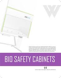 biosafety cabinet by krishan kumar issuu