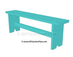 Diy Plans Garden Table by 15 Free Bench Plans For The Beginner And Beyond