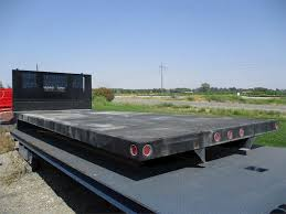 100 20 Ft Truck 05 Workman FT Flatbed Body For Sale Rigby ID