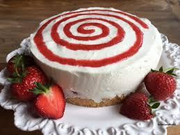 ed schleck kuchen mit erdbeeren