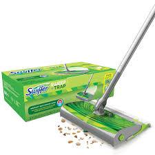 Bona Microfiber Floor Mop Walmart by Bona Floor Mop Vs Swiffer Wet Mop Hardwood Floors On Floor In Dry