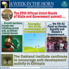 A Week In The Hornu201d 777 Is Out The Ministry Of Foreign Affairs
