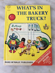 Vintage What's In The Bakery Truck? By Tilden Wells, Rand McNally ... Whats In The Bakery Truck Vintage Childrens Junior Start Right Custom Food Trucks New York Appealing Rc1iness Plan The Best Books Brantford Jane Jury Nashville Book Launch Party This Saturday Plus A Giveaway Truck Vector Logo Delivery Service Business Stock For Dummies Foodstutialorg Guerrilla Tacos Street With A Highend Pedigree The Salt Npr Food Wikipedia 5 For Entpreneurs Floridas Megans Parties Good Eats Review Dispatches Belfeast Brings Taste Of Russia To Washington Dc Galo Magazine How In 9 Steps