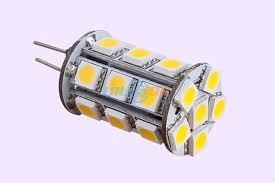 12v 24v smd 24 led light bulb l g4 landscape lighting bi pin