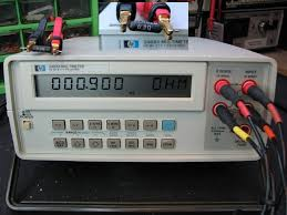 Bench Dmm by Hp 3468a Bench Multimeter Repair Mr Modemhead