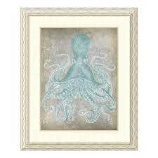 100 Spa 34 Amanti Art 28 In W X In H Octopus I By Jennifer