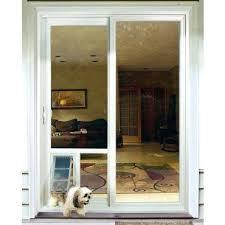 Sliding Glass Door Doggie Door Ideal Fast Fit Patio Pet Door