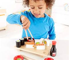hape sushi set toy store kid store gift toddler imaginative