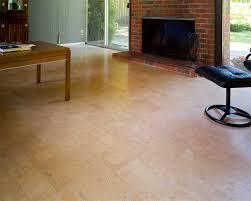 cork flooring installation photos residence san rafael