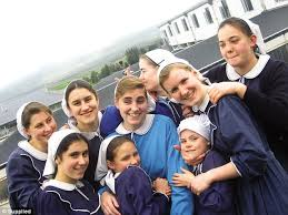 Ms Tawara Pictured Back Row Second From Left With Some Of The Girls On