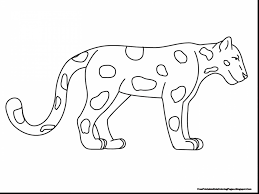 Fantastic Printable Animal Coloring Pages For Kids With Rainforest And To