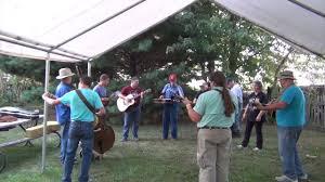 The Great Pumpkin Patch Arthur Il by Bluegrass Jam At The Chet Kingery Memorial Bluegrass Festival