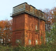 100 Grand Designs Water Tower Pannal Tower Before North Yorkshire Restoration Man