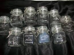 petit pot pour dragees pot pour dragées bapteme mariage la gravure sur verre