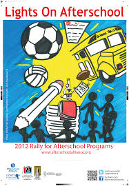 Download The Poster On Afterschool Alliances