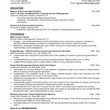 Resume Examples Mba Template Sample Harvard Word Pdf Within Best Of