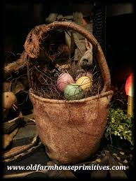 Primitive Easter Decorating Ideas by 275 Best Primitive Easter Decorations And Spring Bunnies Images On