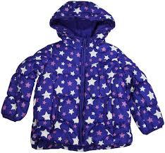 Osh Christmas Trees by Osh Kosh B U0027gosh Little Girls Winter Star Jacket Dark Purple