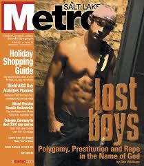 Metro, November 23, 2005 By QSaltLake Magazine - Issuu