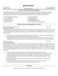 Australia Cover Letter Project Manager Sample Resume Construction Capital Electrical