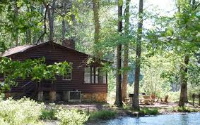 Stay at F D R State Park Cabins in Pine Mountain Ga