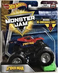100 Spiderman Monster Truck Model S HobbyDB