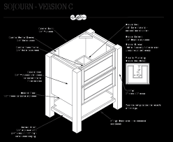 Omega Dynasty Cabinets Sizes by Omega Bath Sojourn