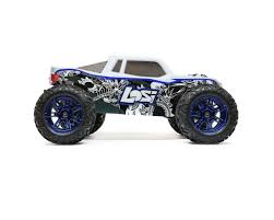 Losi LST 3XL-E 1/8 RTR Brushless 4WD Monster Truck W/DX2E 2.4GHz ...
