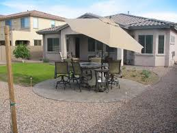 Roll Up Patio Shades by Pavers Phoenix Masterscapes
