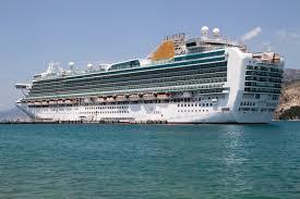 Cruise Ship Sinking Santorini by Ventura Refit Tom U0027s Cruise Blog