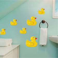 Yellow And Teal Bathroom Decor by Rubber Ducky Bathroom Decor U2022 Bathroom Decor