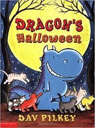 Best Halloween Books For Second Graders by Amazon Com Dragon U0027s Halloween 9780439548472 Dav Pilkey Books