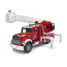 Bruder Toys Mack Granite Fire Engine With Ladder, Water Pump, And ... 9 Fantastic Toy Fire Trucks For Junior Firefighters And Flaming Fun Bruder 116 Man Engine Crane Truck With Light Sound Module At Toys Slewing Laddwater Pumplightssounds Bruder Toys Water Pump Lights Youtube Mack Granite 02821 Product Demo Amazoncom Jeep Rubicon Rescue Fireman Vehicle Sprinter Toyworld Rseries Scania Mighty Ape Australia Tga So Mack Side Loading Garbage A Video Review By Mb Arocs Service 03675