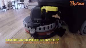 Karcher Floor Scrubber Attachment by Karcher Scrubber Drier Bd 38 12 C Bp U0026 Enviro Solutions