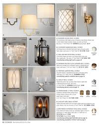 wall sconce half shades wall sconces