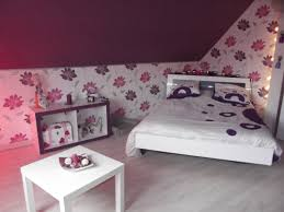 chambre grise et mauve chambre mauve et grise chambre with chambre mauve et