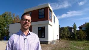 104 Building House Out Of Shipping Containers Home Made Recycled We Wanted To Build A Legacy Cbc News