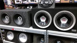 Car Audio Erie | Play World - Erie, Pennsylvania 16509 Custom Truck Stereo System With Kicker Subs And Alpine Speakers The Most Insane Loudest Car Audio System In The World Powered By Amazoncom Bluetooth Receiver By Ihaus4u Just Plug Adapter To Sema 2013 Kickers Innovative Wireless Audio Peterbilt Sound 12volters Youtube Jl Performance 2008 Chevy Tahoe Truckin 703 Best Sound Set Up Images On Pinterest Bespoke April 2015 High End Car Stereos Alarms Treo Eeering Itallations Asking What If This 2006 Ford F250