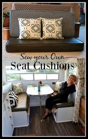 Camper Trailer Renovation Ideas Campdel Mobile Home Vintage Kitchen Living Room Category With Post Inspiring