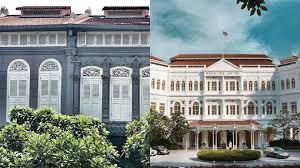 100 Singapore House Marco Pierre Whites New Restaurant The English Looks