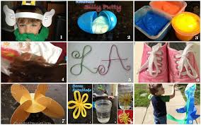Fun Easy Arts Crafts Projects Kids Summer Camp Ideas