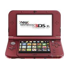 Amazon Nintendo New 3DS Xl Red Discontinued New Nintendo 3ds Xl New Red Video Games