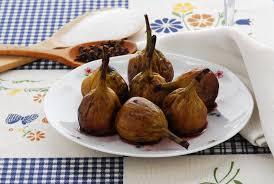 cuisiner figues fraiches recette figues fraîches au vin
