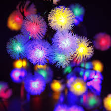 Outdoor Lanterns String Lights Spardar Fairy Lights 20LED Battery